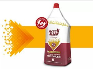 Limpador De Uso Geral New Accell Clean Power Pro