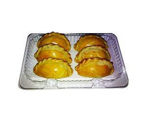 Empanadas de Frango / Pollo Caixa 6 unidades