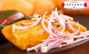 Tamales de Frango / Pollo