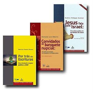 Coleção Judaísmo e Cristianismo (3 livros)