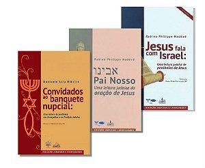 Coleção Jesus Judeu (3 livros).