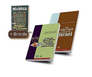 Box Lançamentos 2021 (2 livros) + brinde (Nishma no. 2).