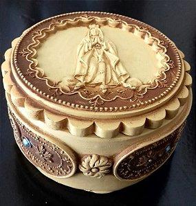 Porta jóias Nossa Senhora de Fátima