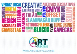 Kit de 4 talões e arte facebook