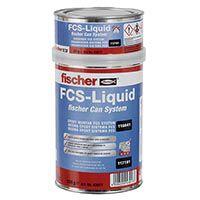 Adesivo Estrutural Liquido  FCS FISCHER 1 kilo 43917