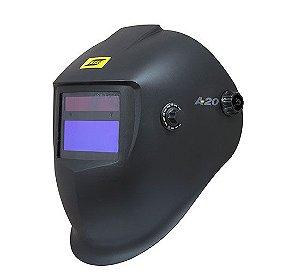 Máscara para Solda automática A20 9-13 ESAB Preta MIG-TIG-ELETRODO