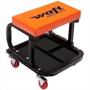Banco para Mecânico 100 kg WAFT 6316