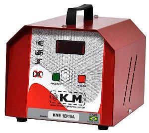 Carregador de Bateria Digital  15A/1B KM