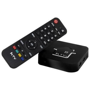 HTV BOX 5 / 4K - SEM ANTENAS (SOMENTE INTERNET)