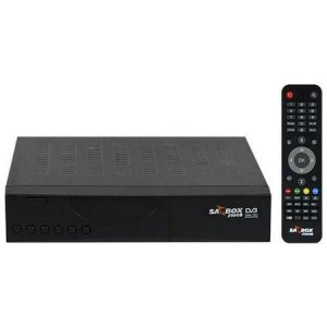 SATBOX S1009 FANTASTICO HD -  CS - (ACM)
