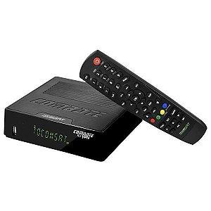 TOCOMSAT COMBATE HD VIP - IKS / SKS / CS / WI-FI - (ACM)