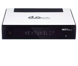 DUOSAT NEXT UHD LITE 4K - IKS / SKS / CS / ANDROID / WI-FI - (ACM)