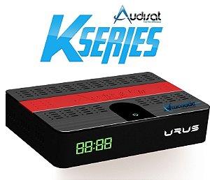 Audisat K10 URUS - IKS/SKS/CS/IPTV/WIFI (ACM)