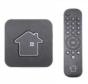 HTV BOX 6 / 4K - SEM ANTENAS (SOMENTE INTERNET)