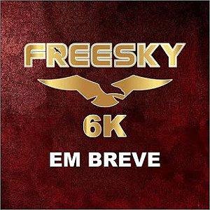 FREESKY 6K OTT TV - SEM ANTENAS (SOMENTE INTERNET)