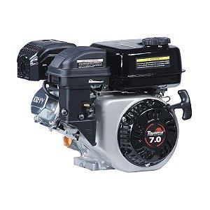 Motor Estacionário à Gasolina TE70  - 7HP 210CC com Partida Manual