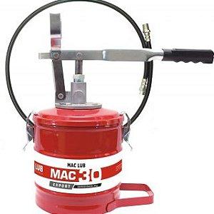 Engraxadeira Manual até 2KG MAC 30