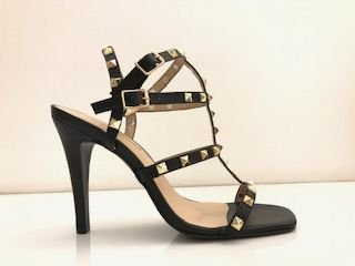 SANDALIA QUEEN SHOES SOFT PRETO