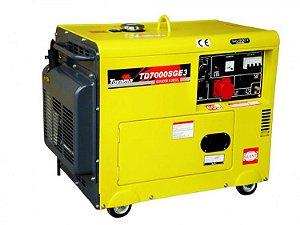 Gerador Toyama Diesel 7000