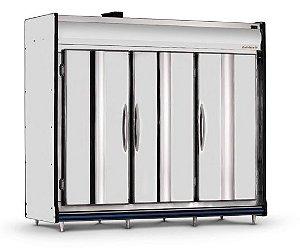 Geladeira / Camara Fria Inox 2400 REFRIMATE MC 2400