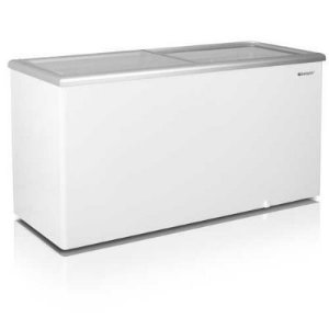 Freezer Dupla Acao 220v VIDRO DESLIZANTE GELOPAR GHDE-410