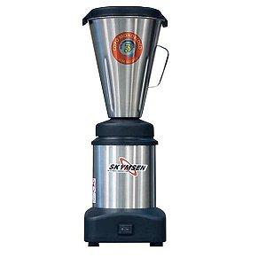 Liquidificador Comercial Inox 03 Litros BAIXA ROTAÇÃO - SKYMSEN