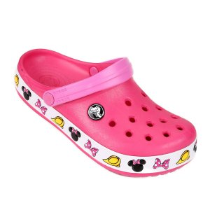 CROCS INFANTIL MINNIE PINK