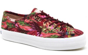 TÊNIS KEDS TRIPLE KICK TROPICAL KD131211461