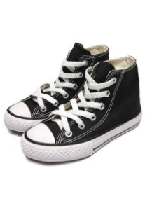 TÊNIS CONVERSE ALL STAR CK00040002 PRETO