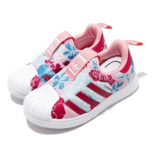 TÊNIS ADIDAS ORIGINALS SUPERSTAR FLORAL EF6641