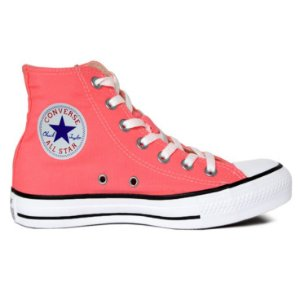 TÊNIS ALL STAR CANO ROSA FLUOR CK04280019