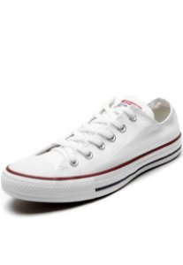 TÊNIS ALL STAR LONA BRANCO CT00010001