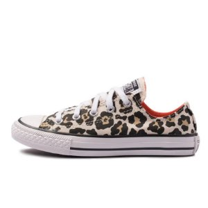 TÊNIS ALL STAR INFANTIL ANIMAL PRINT ONÇA CK08090001
