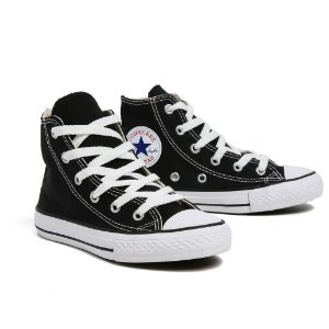 TÊNIS ALL STAR CANO ALTO LONA PRETO CT00040002