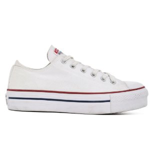 TÊNIS ALL STAR PLATAFORMA BRANCO CT04950003 - BRANCO