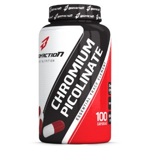 Cromo Chromium Picolinate 100 Cáps - Bodyaction