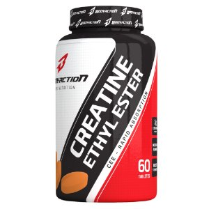 Creatine Ethyl Ester 60 Comp - Bodyaction