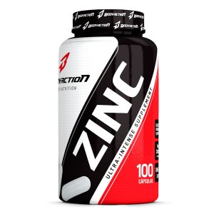 ZINC 100 CÁPSULAS - BODYACTION