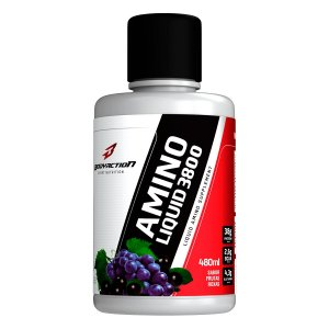 Aminoliquid 38.000 480ml - Bodyaction