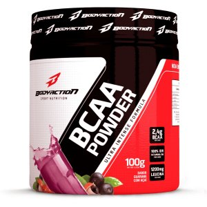 BCAA Muscle Builder Powder 100g - Bodyaction