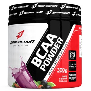 BCAA Powder 300g - Bodyaction