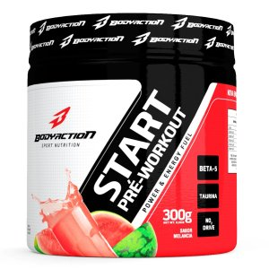 Start Pré-Workout 300g - Bodyaction
