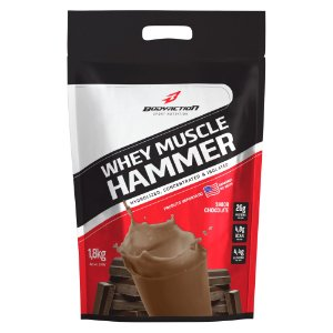 Blend de Proteína Whey Muscle Hammer 1800g - Bodyaction