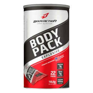 Body Pack Explosive - Bodyaction