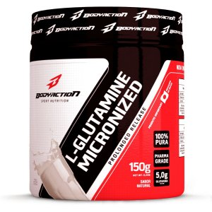 L-GLUTAMINE - BODYACTION