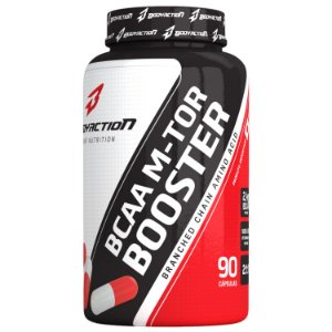 BCAA M-TOR Booster 90 cápsulas - Bodyaction