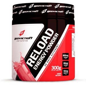 Pré Treino Reload Energy Powder - Bodyaction