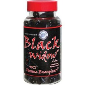 Black Widow - HI-TECH