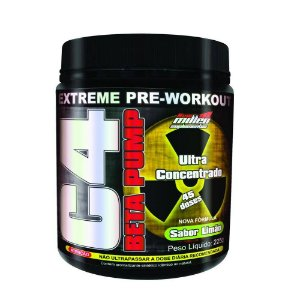 C4 Beta Pump Extreme Pré-Workout 225g - New Millen