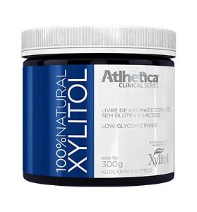 100% Xylitol 300g - Atlhetica Clinical Series